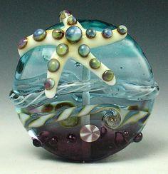 Stephanie Ann - Lampwork Artist & Jewellery Design