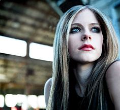 Avril Lavigne, Avril, and under my skin image