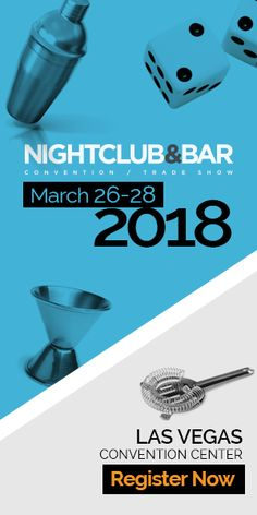 Join BARZZ at The Nightclub and Bar Show March 26-28, Booth 372 as we conduct an Indigogo Crowdfund, Break Guinness World Records, Create the Non-Profit BADD (Bars Against Dangerous Driving), and a Scavenger Hunt utilizing augment technology. #ncbshow18