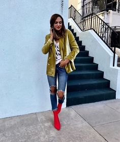 Mejores Imágenes Red Y Fashion Rojas Botas Outfits Boots De 68 OqWda5q