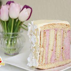 Gewickelte Milchmädchen Torte