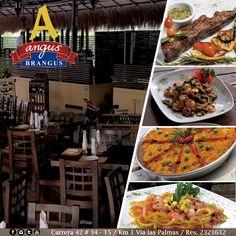 En nuestro menú puedes disfrutar más de 40 opciones en platos fuertes y especialidades en carnes, pescados, paellas y mariscos. ¡Te esperamos!.  Cra. 42 # 34- 15 / Km. 1 Vía las Palmas. Reservas: 2321632. www.angusbrangus.com.co  #Restaurantes #Medellín #AngusBrangus #Restaurantesenlaspalmas #Musicaenvivo #Nochesenmedellín #parrilla #asados #carnes #Medellíntown #MedellínCity Club CityPass  Club Intelecto   Pasaporte Vip  RestorandoColombia    Zona VIP - Publicaciones Semana   Degusta…