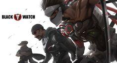 Tavern of Heroes   Overwatch