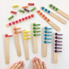 614 Likes, 25 Comments - Jacinta & Co.- 614 Likes, 25 Comments – Jacinta & Co. (Cinta & c… – 614 Likes, 25 Comments – Jacinta & Co. Motor Skills Activities, Preschool Learning Activities, Infant Activities, Fine Motor Skills, Preschool Activities, Teaching Kids, Kids Learning, Diy Learning Toys, Handwriting Activities
