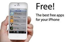 Best Free iPhone apps by francisca