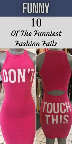 Fashion design is a creative process that goes through several phases that take the vision in your head to a sketch on the page and eventually to clothing on the rack. #10 #Funniest #FashionFails Fashion Fail, Funny Fashion, Fashion Outfits, Pixie Hairstyles, Trendy Hairstyles, Oscar Fish, Helium Balloons, Crocodiles, Diy Carpet