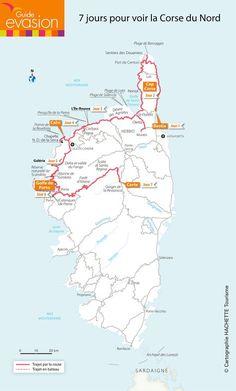 Corse : nos propositions de circuits Road Trip France, France Travel, Circuit Corse, Week End France, Corsica Travel, Cap Corse, Spanish Islands, Voyage Europe, Camping Checklist