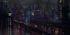 'Urbanization Overload' by Tony Hurst