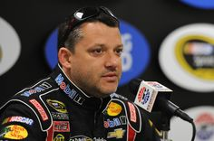Tony Stewart - New Hampshire Motor Speedway: Day 1