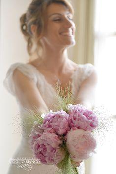 Fotografia di matrimonio: Bouquet. Acqui Terme, nel cuore del Monferrato