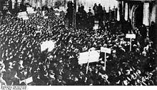 3 novembre 1918 Mutinerie à Kiel