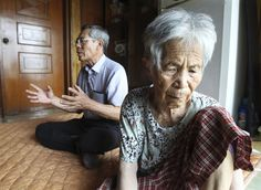 GYEONGSAN, South Korea -- Hong Jong Soon gazes out her window for hours each day, past a small garden where sesame and red peppers grow, past an iron gate and low wall, hoping to witness the return of a man she hasn't seen or talked to in 63 years. Her husband disappeared after being conscripted into the South Korean army in 1950, taken, she believes, to North Korea during the chaos of the Korean War, which ended 60 years ago Saturday.