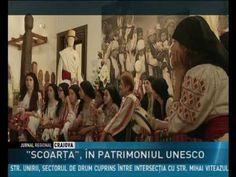 """ SCOARŢA"", ÎN PATRIMONIUL UNESCO - YouTube Youtube, Painting, Art, Art Background, Painting Art, Kunst, Paintings, Performing Arts, Draw"