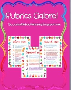 ASSESSMENT: Rubrics; Rubrics can be the key to clear standards for teachers