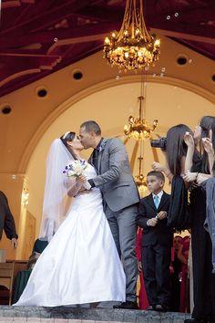 ¡Magda y Josué se casaron!