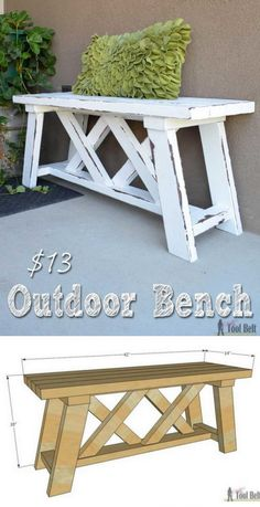 Why Teak Outdoor Garden Furniture? Small Furniture, Rustic Furniture, Diy Furniture, Furniture Movers, Diy Wood Projects, Furniture Projects, Home Projects, Small Office Chair, Office Chairs