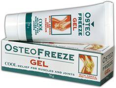 nativa osteofreez gel 75g