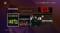 Live-action gigs are great, but the GHTV music channel will keep you hooked.