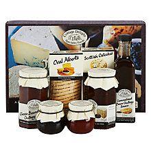 Buy Cottage Delight Indulgent Cheese Board Hamper Online at johnlewis.com