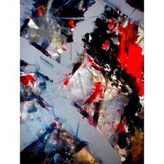Alicja Domańska, Pictura Intacta Interior And Exterior, Interiors, Abstract, Artwork, House, Painting, Summary, Work Of Art, Auguste Rodin Artwork