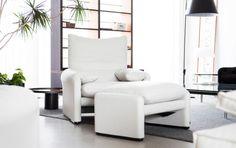 Maralunga by Cassina | Master Meubel, design meubelen en interieur inrichting
