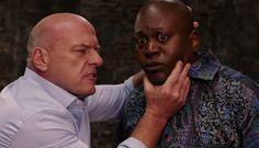Dean Norris as Le Loup, Titus Burgess as Titus Andromedon, Unbreakable Kimmy Schmidt