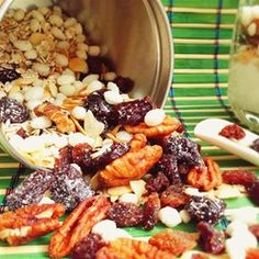 """Homemade Muesli 