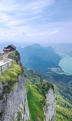 #St_Wolfgang, #Schafberg, Salzkummergut -  #Austria http://en.directrooms.com/hotels/country/2-9/