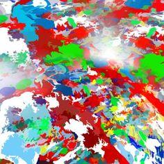"Saatchi Art Artist Viktor Genčur; Printmaking, ""Valerie"" #art"