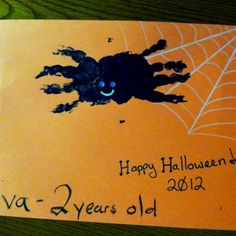 Halloween crafts for toddlers by gabriela