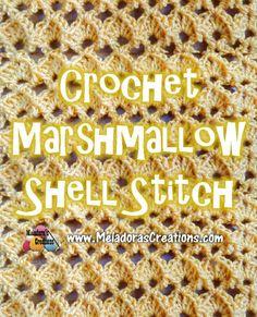 Meladoras Creations   Crochet Stitches Archive