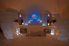 Check out Sorrisniva Igloo Hotel, a hotel in Norway made of ice and snow [Amazing Photo of the Day] | Reviews, news, tips, and tricks | dotTech