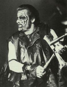 "metalkilltheking:""King Diamond"" King Diamond, Master Of Reality, Mercyful Fate, Famous Musicians, Heavy Metal Bands, Ozzy Osbourne, Thrash Metal, Album Releases, Black Sabbath"