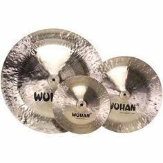 Wuhan 16 inch Lion China Cymbal, Multicolor