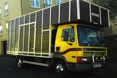 Secondhand Lorries and Vans | Horse Lorries | Leyland DAF Horse Box Camper Traveller Festival Trader Market Truck - North Yorkshire