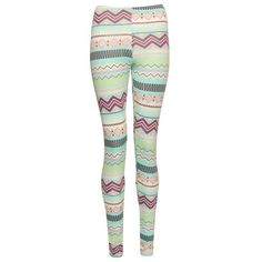 Influence Mint Green Elle Leggings