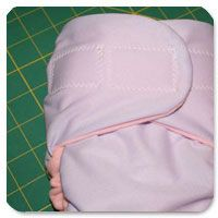 Different types of cloth diapers to make! (Sewing patterns)