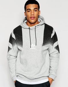 Image 1 of adidas Originals Retro Hoodie AJ7890