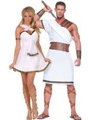 Greek Warrior Costumes