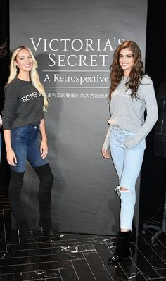 From Victoria's Secret Angel to Model Mommy: Candice Swanepoel's Style Evolution Taylor Hill Hair, Taylor Hill Style, Taylor Marie Hill, Victorias Secret Models, Victoria Secret Fashion Show, Gigi Hadid Outfits, Supermodels, Korean Fashion, Casual Outfits