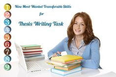Nine Most Wanted Transferable Skills for Thesis Writing