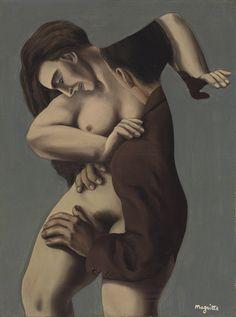 René Magritte (1898-1967) Les jours gigantesques