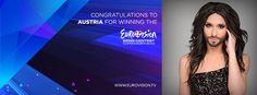 Кончита Вурст - Кралицата на Европа! Австрия печели Евровизия 2014 г.