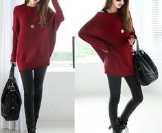 Whim Cashmere Batwing Sweater | Batwing blouses | Pinterest ...