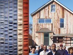 A Chicago born and raised African-American social practice artist Theaster Gates (born 1973), of whom a leading British art critic said 'is the most enterprising individual I ever met', represents a radical new economic model. He finds worthless materials (broken floorboards, chipped concrete blocks, old fire hoses) in decaying buildings, cleans, frames and sells them to rich art collectors for a lot of money.