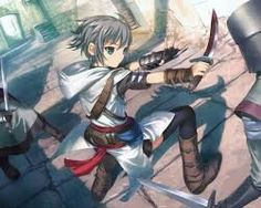 Assassin's creed anime version