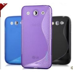 Selec Soft Tai Chi Series TPU Case For LG Optimus G Pro