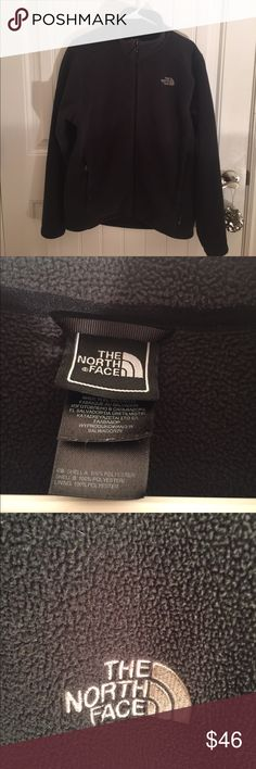Mens North Face Fleece Zip UP In great shape bought it for my son and he didn't end up wearing it. My husband wore it 2 or 3 times. It's water proof! The North Face Jackets & Coats Performance Jackets