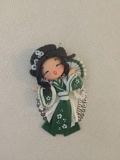 Geisha verde