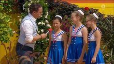 [HD] - Katharina, Daniela & Xiamei - Stepptanz - 12.07.2015 - Immer wied...